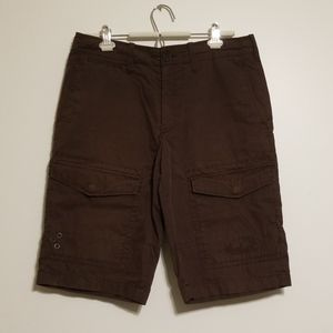 Roots brown shorts